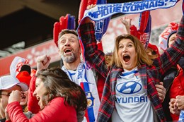Hyundai film Matchday in Europe Memphis supporters