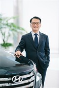 Byung Kwon Rhim - President en Chief Executive Officer (CEO) van  [...]
